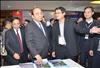 Thủ tướng Nguyễn Xuân Phúc tham quan gian hàng của EVN tại Diễn đàn Kinh tế Việt Nam 2019