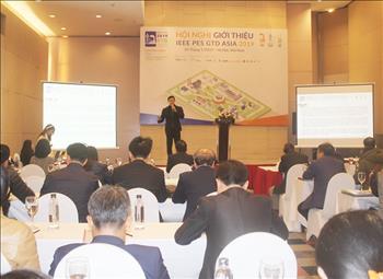 Triển lãm quốc tế về điện và năng lượng tại Thái Lan