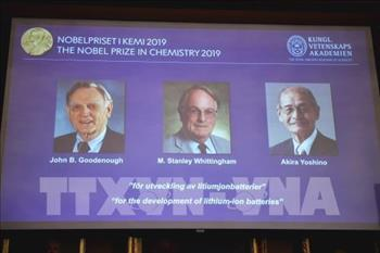 Giải Nobel Hóa học mở đường cho nguồn năng lượng thay thế