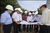 Xây dựng 2 cột điện 500 kV cao nhất Việt Nam