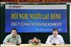 Công ty Cổ phần Thuỷ điện Thác Mơ tổ chức Hội nghị người lao động
