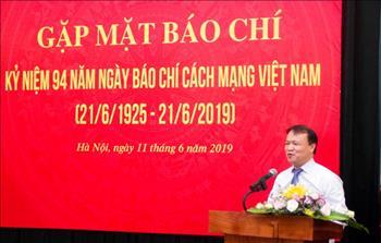 Bộ Công Thương tri ân các nhà báo, phóng viên nhân dịp kỷ niệm 94 năm ngày Báo chí cách mạng Việt Nam