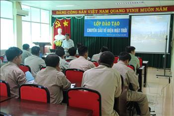 Thuỷ  điện Thác Mơ khai giảng lớp đào tạo chuyên sâu về điện mặt trời