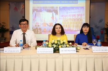 Tọa đàm và giao lưu chia sẻ kinh nghiệm hoạt động nữ công Khối các Tổng công ty Phát điện năm 2019
