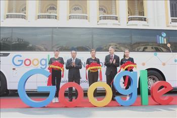 Google và Bộ Công Thương hợp tác, mở rộng chương trình Bệ phóng Việt Nam Digital 4.0