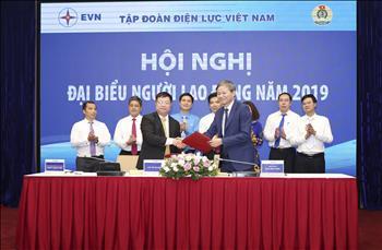 Tập đoàn Điện lực Việt Nam chỉ đạo triển khai thực hiện Thỏa ước Lao động tập thể.