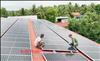 Bình Phước: Nhiều gia đình lắp đặt hệ thống điện mặt trời