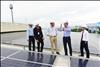 Khánh thành hệ thống điện mặt trời áp mái, tiết kiệm 2,4 tỷ đồng/năm