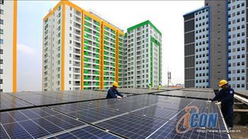 EVN được tiếp tục đấu nối, mua điện mặt trời áp mái