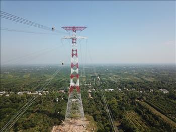 Đóng điện công trình đường dây 500kV Sông Hậu – Đức Hòa