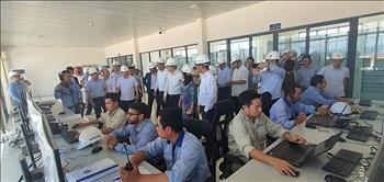 Nhà máy điện mặt trời lớn nhất Đông-Nam Á đóng điện thành công hòa lưới điện quốc gia
