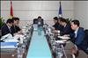 Ban Thường vụ Đảng ủy Tập đoàn Điện lực Việt Nam họp triển khai công việc ngay sau khi kết thúc kỳ nghỉ Tết Nguyên đán