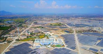 Ninh Thuận sắp có nhà máy điện năng lượng mặt trời lớn nhất Đông Nam Á