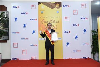 Giải pháp phần mềm Cung cấp Dịch vụ điện theo phương thức giao dịch điện tử EVN của EVNICT đạt danh hiệu Sao Khuê 2020
