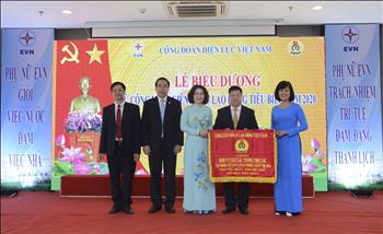 Công đoàn ĐLVN: Vinh danh 114 nữ CNVCLĐ, 16 tập thể tiêu biểu và đón nhận Cờ thi đua của Tổng Liên đoàn Lao động Việt Nam