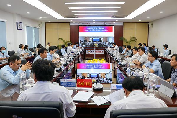 EVNGENCO 2: Tổ chức Hội nghị Người lao động bất thường công khai phương án cổ phần hóa
