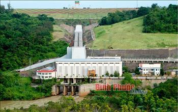 Thủy điện Thác Mơ trên quê hương Bình Phước