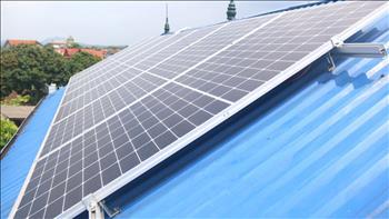Điện mặt trời mái nhà phát triển bùng nổ, tổng công suất lắp đặt đã lên tới gần 9300 MWp
