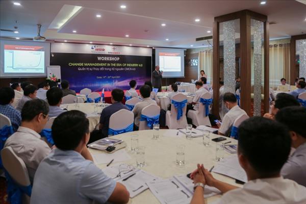 EVNGENCO 2: Tổ chức khóa đào tạo Quản trị sự thay đổi trong kỷ nguyên CMCN 4.0 cho đội ngũ lãnh đạo, quản lý cấp trung