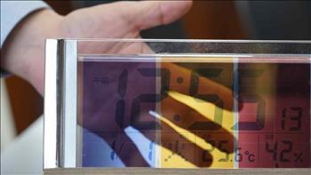 """Pin mặt trời đầu tiên tạo điện ở môi trường """"gần như tối"""""""