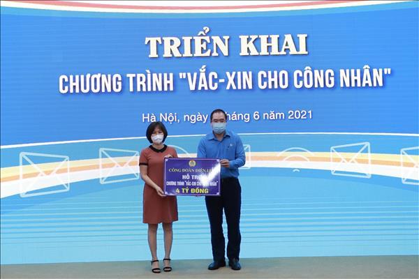 Công đoàn Điện lực Việt Nam: Đoàn kết sức mạnh trong lao động và sáng tạo