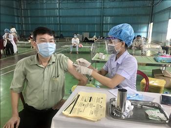 Công ty Cổ phần Thủy điện Thác Mơ (TMP) tổ chức tiêm mũi 2, vắc xin phòng, chống COVID-19