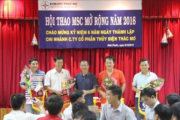 Kỷ niệm 6 năm thành lập MSC