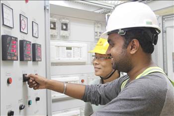 Nhà máy thủy điện Thác Mơ mở rộng chính thức hòa đồng bộ vào lưới điện quốc gia