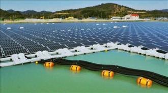 Điện mặt trời nổi - công nghệ của tương lai